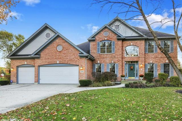 1285 N Shoreside Court, Palatine, IL 60067 (MLS #10145371) :: The Wexler Group at Keller Williams Preferred Realty