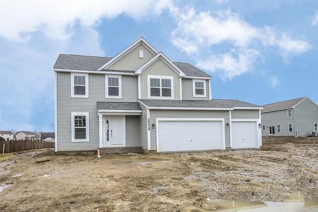 26459 W Winding Oak  Lot#568 Trail, Channahon, IL 60410 (MLS #10147934) :: Baz Realty Network   Keller Williams Preferred Realty
