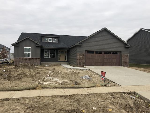 504 Country Ridge Drive, Mahomet, IL 61853 (MLS #10148048) :: Ryan Dallas Real Estate