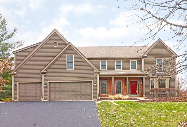 21416 W Prescott Court, Kildeer, IL 60047 (MLS #10148356) :: Berkshire Hathaway HomeServices Snyder Real Estate
