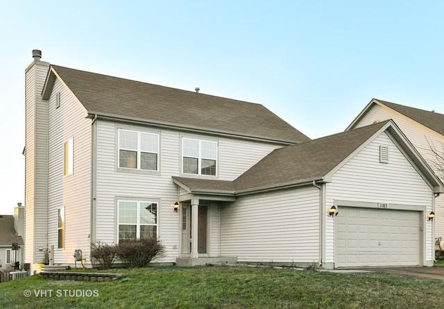 1103 Barberry Way, Joliet, IL 60431 (MLS #10162493) :: The Wexler Group at Keller Williams Preferred Realty