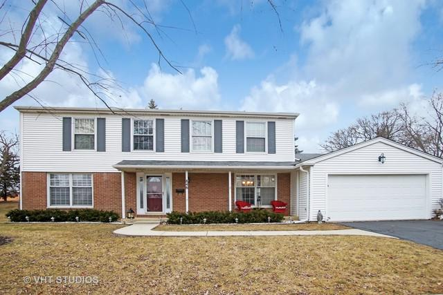 846 W Partridge Drive, Palatine, IL 60067 (MLS #10170772) :: The Wexler Group at Keller Williams Preferred Realty