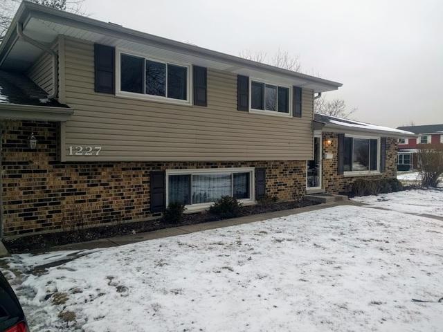 1227 Hillview Drive, Lemont, IL 60439 (MLS #10250723) :: HomesForSale123.com