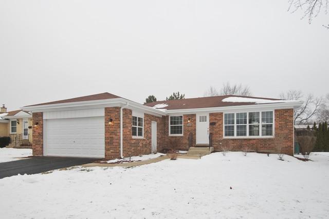 2106 W Haven Street, Mount Prospect, IL 60056 (MLS #10251293) :: T2K Properties