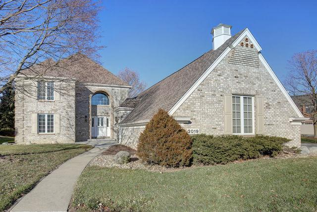 2019 Bentbrook Drive, Champaign, IL 61822 (MLS #10252532) :: Ryan Dallas Real Estate
