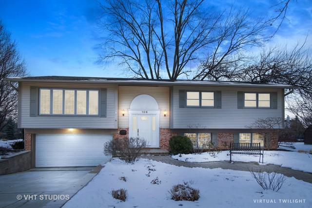 106 E Canterbury Drive, Arlington Heights, IL 60004 (MLS #10252657) :: T2K Properties