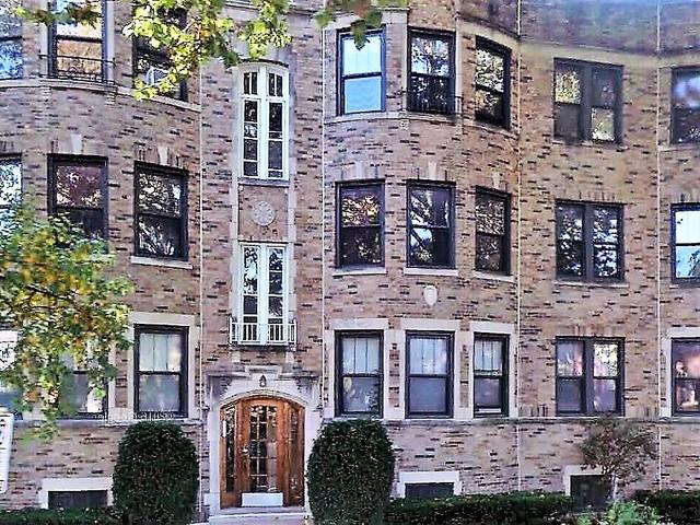 5903 N Artesian Avenue #3, Chicago, IL 60659 (MLS #10253322) :: The Jacobs Group