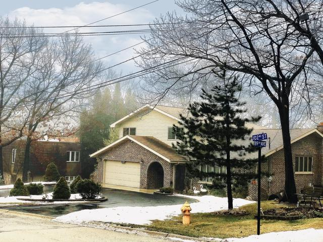 8855 W 102nd Street, Palos Hills, IL 60465 (MLS #10267228) :: The Wexler Group at Keller Williams Preferred Realty
