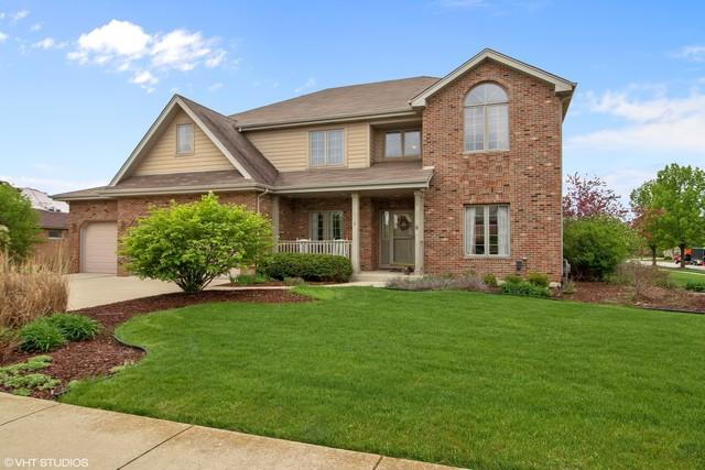 22374 Woodland Lane, Frankfort, IL 60423 (MLS #10279454) :: The Mattz Mega Group