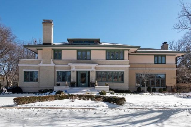 304 Melrose Avenue, Kenilworth, IL 60043 (MLS #10282135) :: The Dena Furlow Team - Keller Williams Realty