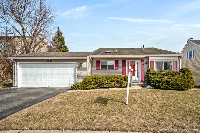 2634 Rolling Meadows Drive, Naperville, IL 60564 (MLS #10292657) :: Baz Realty Network | Keller Williams Preferred Realty