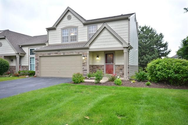 1291 Gloucester Circle, Carol Stream, IL 60188 (MLS #10293777) :: Berkshire Hathaway HomeServices Snyder Real Estate