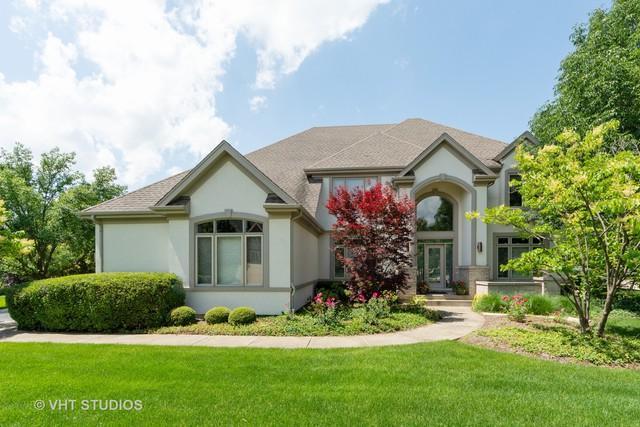 21418 N Meadowlark Court, Kildeer, IL 60047 (MLS #10294368) :: Berkshire Hathaway HomeServices Snyder Real Estate