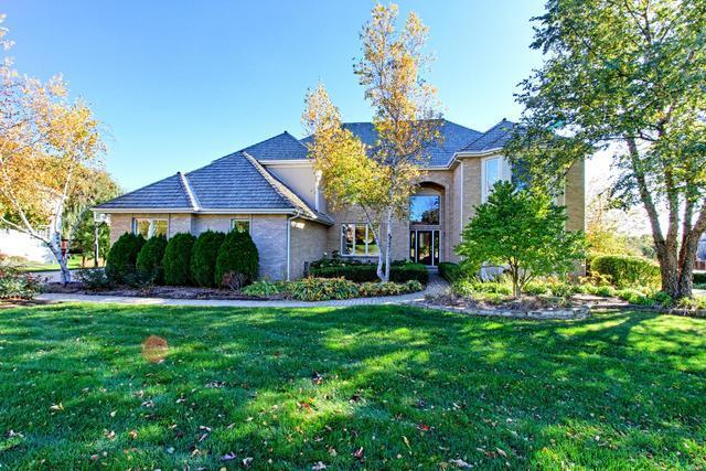 21611 W Swan Court, Kildeer, IL 60047 (MLS #10294395) :: Berkshire Hathaway HomeServices Snyder Real Estate