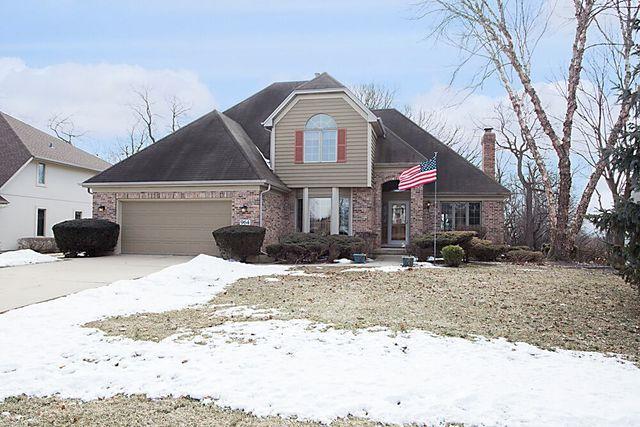 964 Pembridge Place, Sugar Grove, IL 60554 (MLS #10297905) :: The Dena Furlow Team - Keller Williams Realty