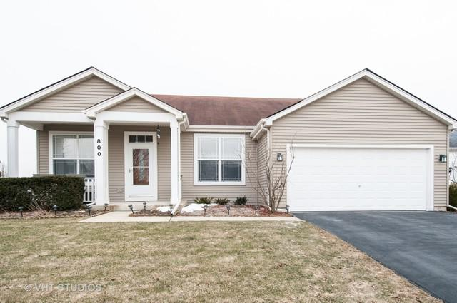 800 Frieder Court, Aurora, IL 60504 (MLS #10301363) :: Baz Realty Network | Keller Williams Preferred Realty