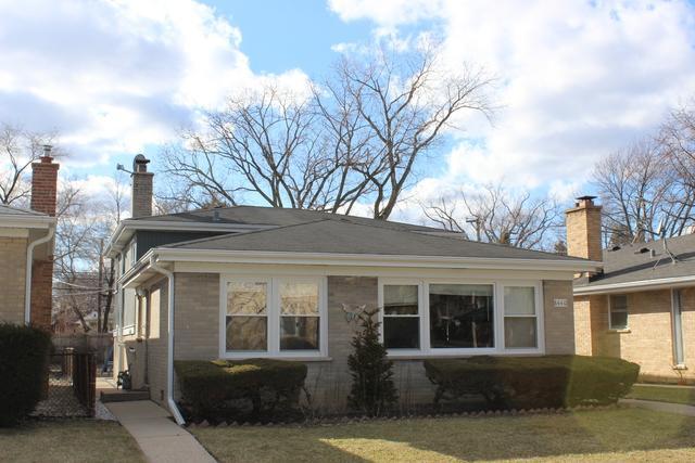 8440 Lockwood Avenue, Skokie, IL 60077 (MLS #10310229) :: HomesForSale123.com