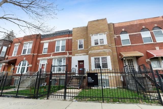 2706 W Adams Street, Chicago, IL 60612 (MLS #10316030) :: Domain Realty