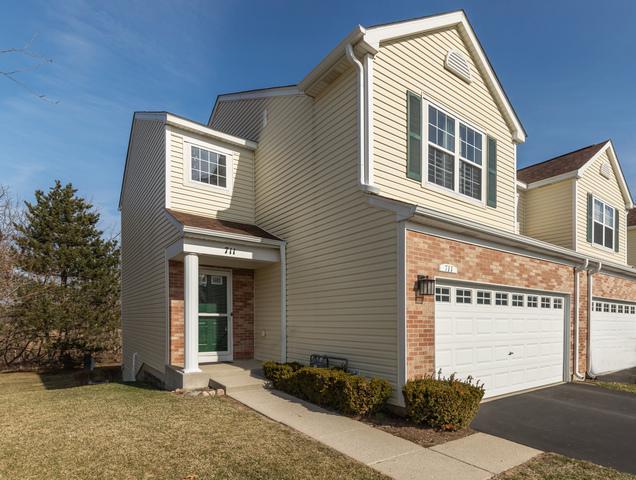 711 Benton Court #711, Lake Villa, IL 60046 (MLS #10325951) :: Helen Oliveri Real Estate