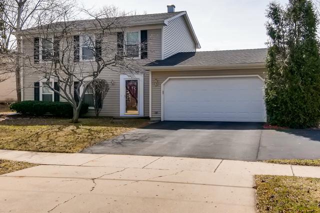955 Freeman Road, Hoffman Estates, IL 60192 (MLS #10327477) :: Janet Jurich Realty Group
