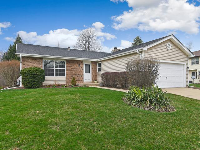 1002 Longford Drive, Westmont, IL 60559 (MLS #10327884) :: Century 21 Affiliated
