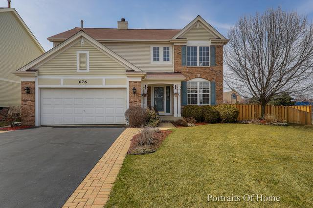 676 N Charlotte Street, Lombard, IL 60148 (MLS #10328461) :: The Perotti Group | Compass Real Estate