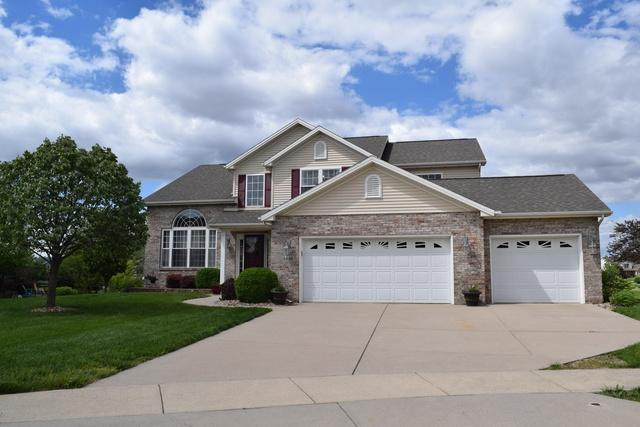 2326 Clifton Court, Normal, IL 61761 (MLS #10329315) :: Berkshire Hathaway HomeServices Snyder Real Estate