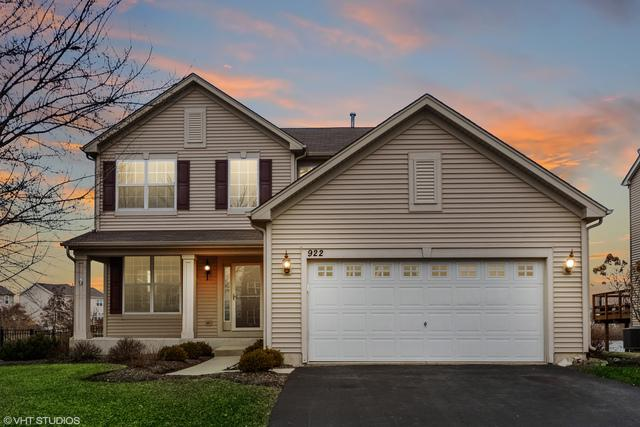 922 Galena Drive, Volo, IL 60073 (MLS #10330637) :: Angela Walker Homes Real Estate Group