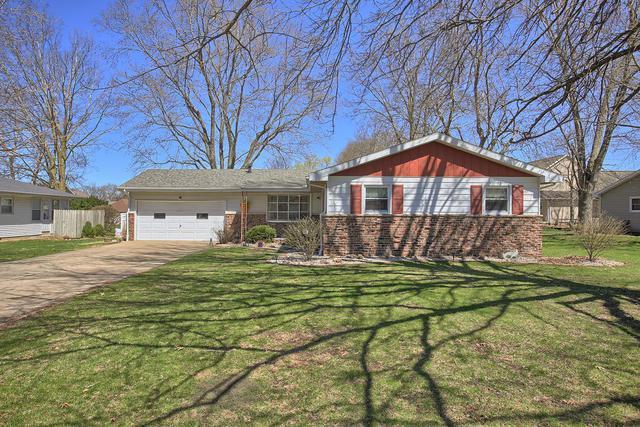 812 Robert Webb Drive, MONTICELLO, IL 61856 (MLS #10336489) :: Littlefield Group