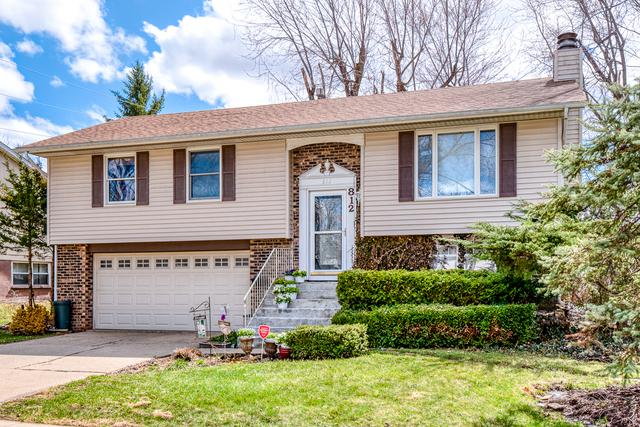 812 Hayward Avenue, Streamwood, IL 60107 (MLS #10339643) :: Helen Oliveri Real Estate