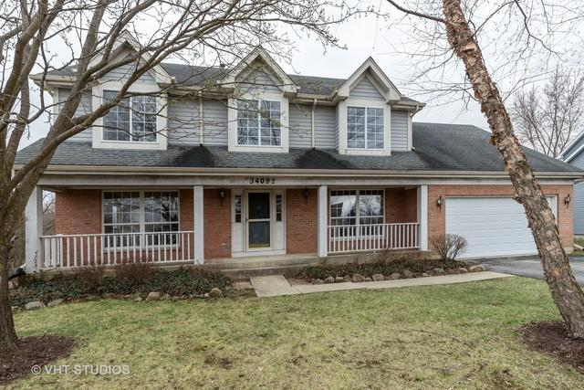 34092 N Sulkey Drive, Grayslake, IL 60030 (MLS #10341576) :: Angela Walker Homes Real Estate Group