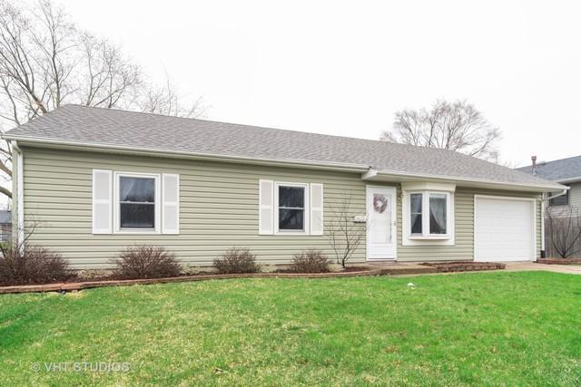 621 Arnold Avenue, Streamwood, IL 60107 (MLS #10345311) :: Helen Oliveri Real Estate
