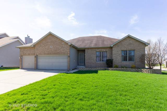 400 Sudbury Circle, Oswego, IL 60543 (MLS #10359847) :: Angela Walker Homes Real Estate Group