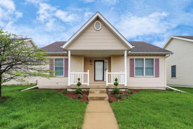 1102 Drayton Street, Normal, IL 61761 (MLS #10360534) :: Berkshire Hathaway HomeServices Snyder Real Estate