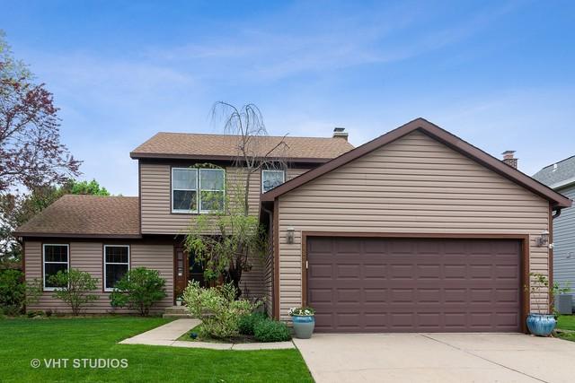 1334 W Darlington Circle, Hoffman Estates, IL 60169 (MLS #10380636) :: Berkshire Hathaway HomeServices Snyder Real Estate