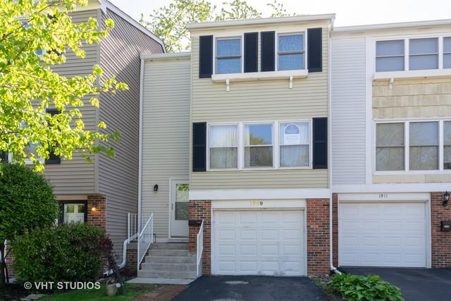 1909 Richmond Court, Schaumburg, IL 60194 (MLS #10383328) :: Property Consultants Realty