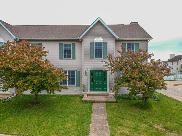 1409 Hull Street, Normal, IL 61761 (MLS #10383890) :: Berkshire Hathaway HomeServices Snyder Real Estate