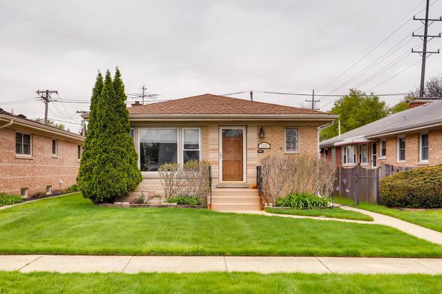 10006 Schiller Boulevard, Franklin Park, IL 60131 (MLS #10385495) :: Berkshire Hathaway HomeServices Snyder Real Estate
