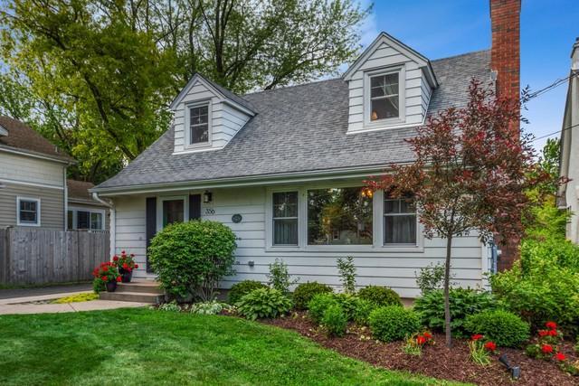 356 Hill Avenue, Glen Ellyn, IL 60137 (MLS #10407697) :: Property Consultants Realty