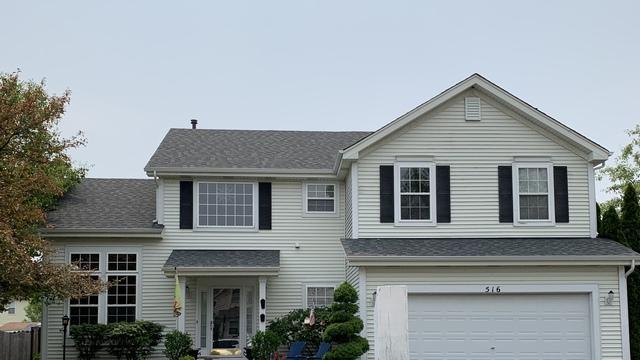 516 Victoria Lane, Oswego, IL 60543 (MLS #10412117) :: Helen Oliveri Real Estate