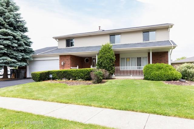 9023 Kingston Lane, Orland Park, IL 60462 (MLS #10412170) :: The Wexler Group at Keller Williams Preferred Realty
