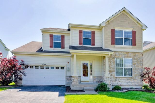 2105 Colchester Avenue, Hoffman Estates, IL 60192 (MLS #10416035) :: Angela Walker Homes Real Estate Group