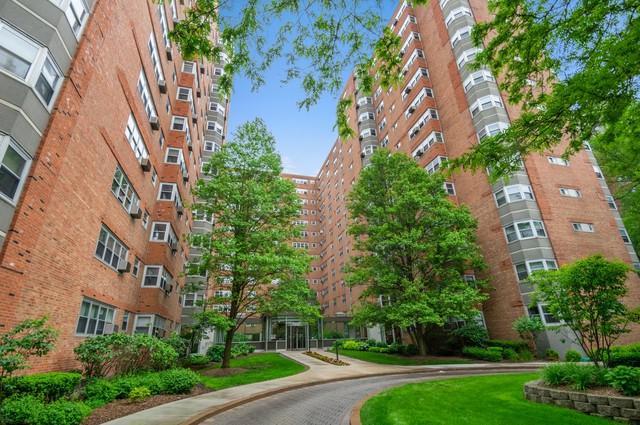 4970 N Marine Drive #522, Chicago, IL 60640 (MLS #10416465) :: John Lyons Real Estate