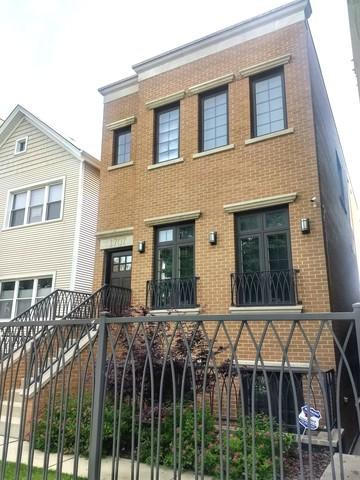 1707 N Whipple Street, Chicago, IL 60647 (MLS #10420415) :: Ani Real Estate