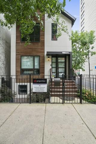 1720 N Paulina Street, Chicago, IL 60622 (MLS #10422336) :: The Perotti Group | Compass Real Estate