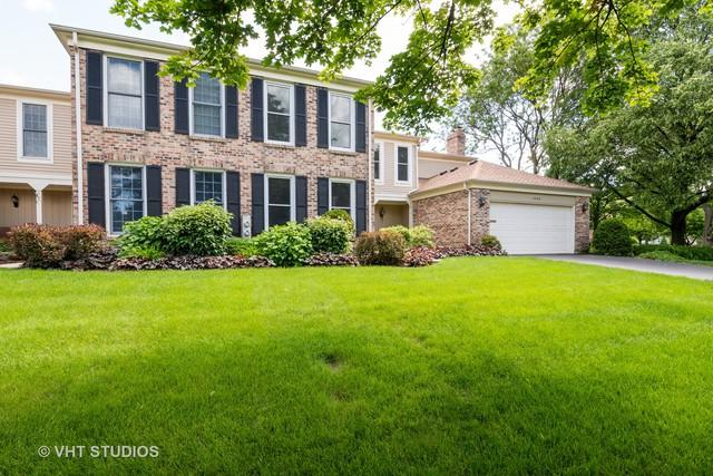 1068 Creekside Drive, Wheaton, IL 60189 (MLS #10423055) :: Berkshire Hathaway HomeServices Snyder Real Estate