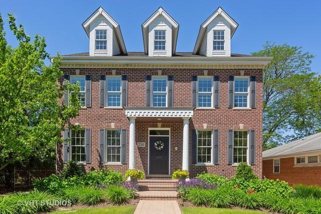 230 S Peck Avenue, La Grange, IL 60525 (MLS #10438618) :: Berkshire Hathaway HomeServices Snyder Real Estate