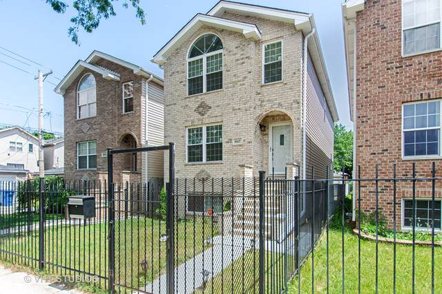 9017 S Greenwood Avenue, Chicago, IL 60619 (MLS #10452397) :: The Wexler Group at Keller Williams Preferred Realty