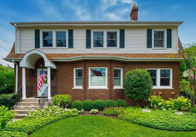 1213 Courtland Avenue, Park Ridge, IL 60068 (MLS #10456108) :: Berkshire Hathaway HomeServices Snyder Real Estate
