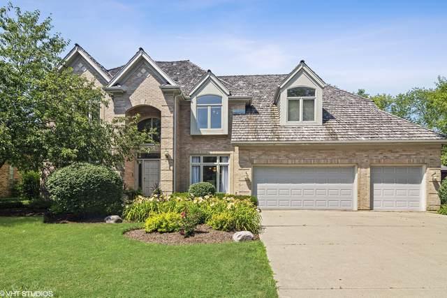 872 Creek Bend Drive, Vernon Hills, IL 60061 (MLS #10464343) :: John Lyons Real Estate